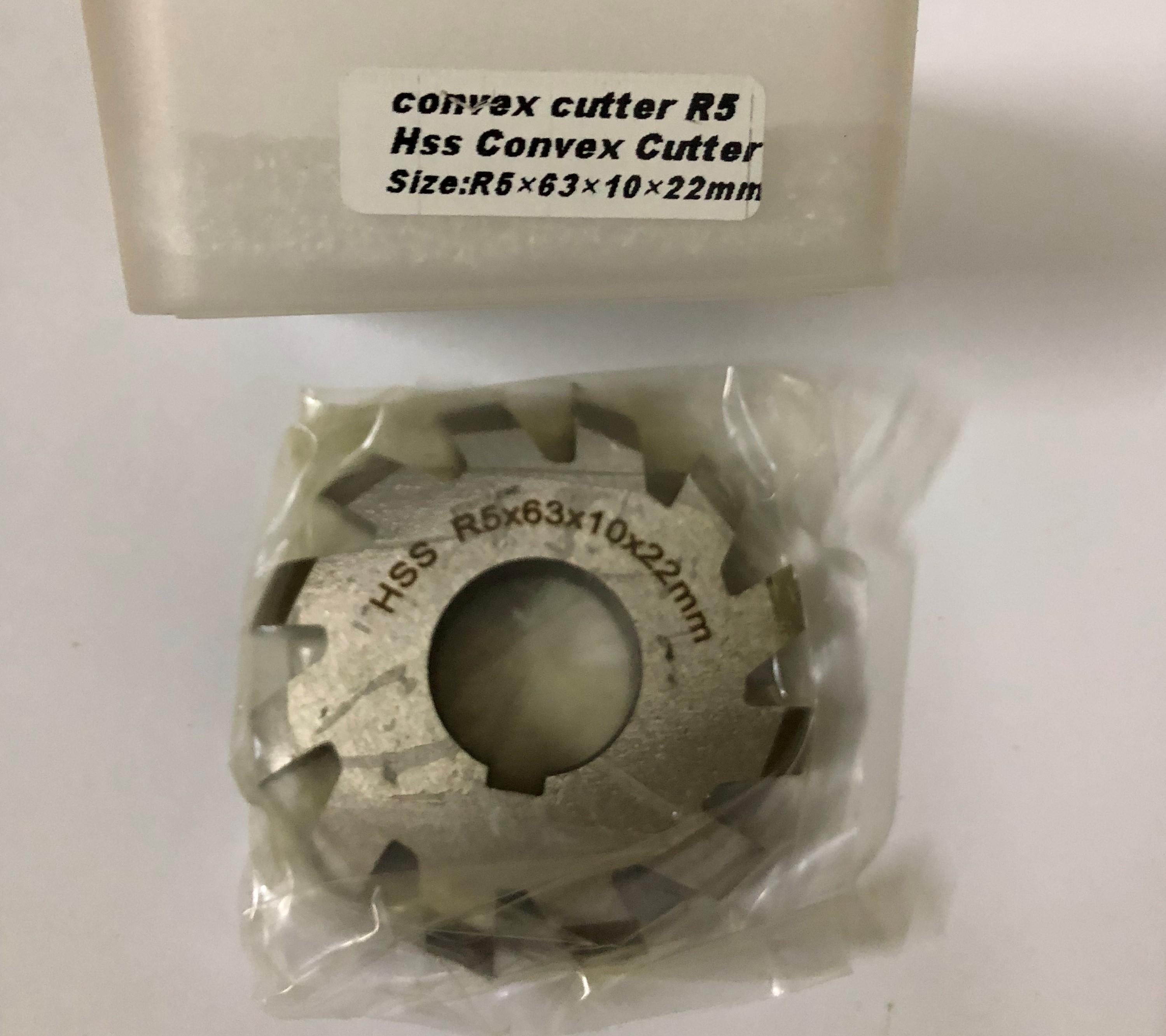Convex Cutter R5